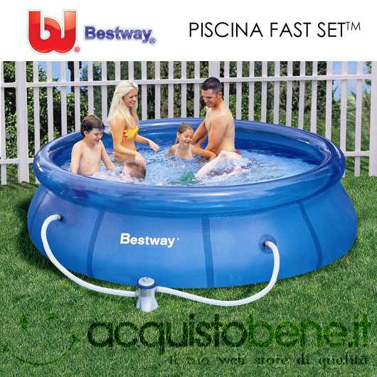Tappeto sottopiscina tappetino per piscina bestway 50x50 8 for Piscina best way